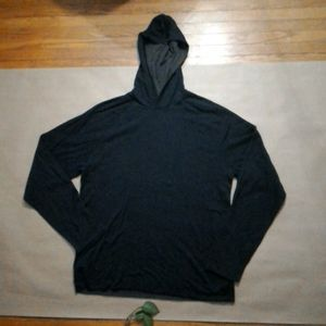 Other - JAMES PERSE Reversible Hooded Sweater NWOT